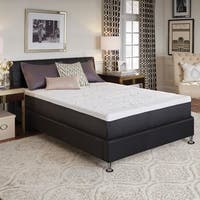 ComforPedic from Beautyrest 14-inch Full-size NRGel Memory Foam Mattress