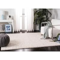 Safavieh New York Shag Ivory Rug - 4' x 6'