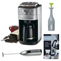 Cuisinart DGB-700BC Grind-and-Brew 12-Cup Automatic Coffeemaker Bundle