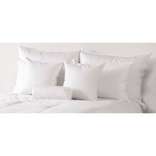 Responsibly Sourced & Eco-Friendly, Traditional 600 White Down Soft Pillow