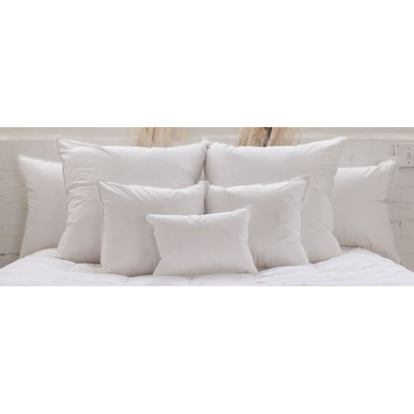 Chemical Free, Firm Milkweed Blend Ogallala Pillow