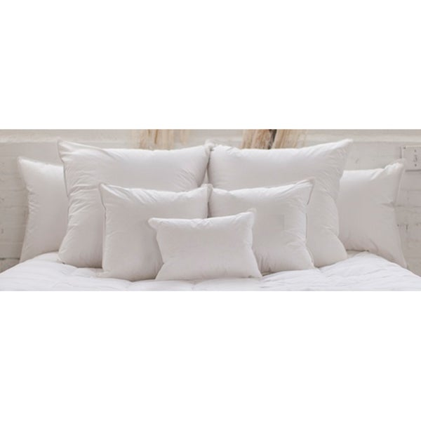 Eco-friendly, Responsibly Sourced & Naturally Hypoallergenic 383-thread count Firm Hypodown Pillow