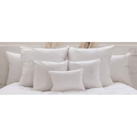 600-Fill Medium, Eco-Friendly Pillow - N/A