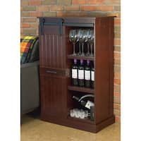 The Gray Barn Red River Bar Cabinet