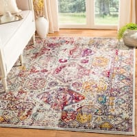 Safavieh Savannah Vintage Bohemian Grey/ Purple Rug - 6' x 9'