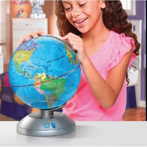 Discovery 2-in-1 Globe Light with Day and Night Illumination