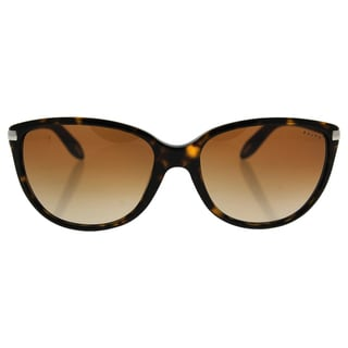 Ralph Lauren RA5160 510/13 - Women's Dark Tortoise/Brown Gradient Sunglasses