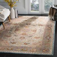 Safavieh Aria Vintage Beige/ Orange Rug - 8' x 10'