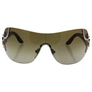 Bvlgari BV6079B 361/13 - Women's Gold/Brown Sunglasses