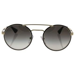 bed50138bdb31 good shop prada spr 51s 1ab 0a7 unisex black grey sunglasses free shipping  today overstock 17335110