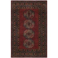 Safavieh Handmade Heritage Red Wool Rug - 8' x 10'