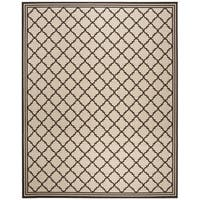 Safavieh Linden Natural/ Brown Rug - 9' x 12'