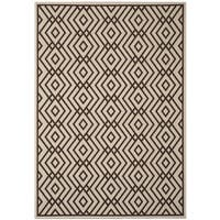 Safavieh Linden Natural/ Brown Rug - 8' x 10'