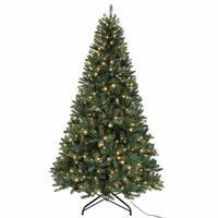 Kurt Adler 9-foot Pre-lit Warm White LED Pine Tree