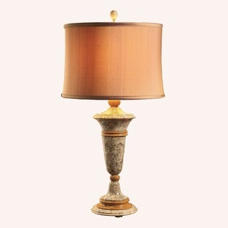 Marble Galileo 32-inch Table Lamp