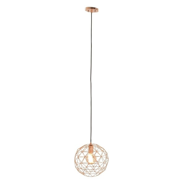 Studio 350 Metal Pendant W Bulb 11 inches wide, 85 inches high