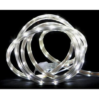 100' Commercial Pure White LED Indoor/Outdoor Christmas Linear Tape Lighting