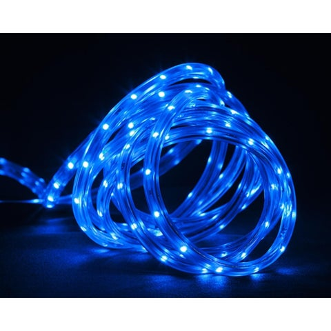 30' Blue LED Indoor/Outdoor Christmas Linear Tape Lighting