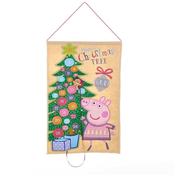 Kurt Adler 19 Inch Peppa Pig Advent Calendar