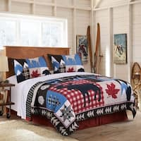 Greenland Home Mountain Trail Quilt Set