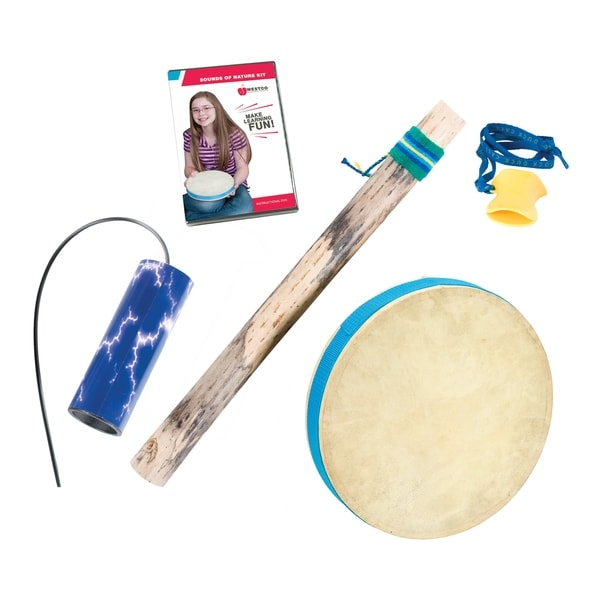 Westco Sounds Of Nature Kit Musical Instrument Toy