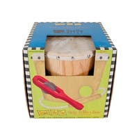Westco Shake, Rattle & Drum Musical Instrument Toy