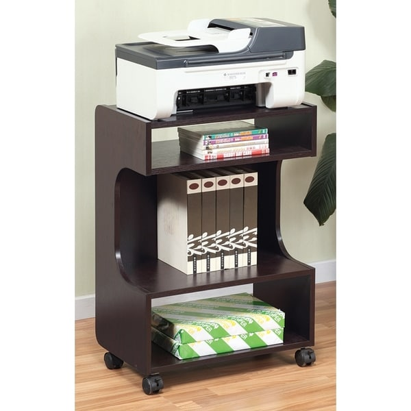 Sintechno S Id10364 Mobile Printer Stand With Storage