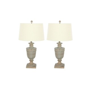 Studio 350 Set of 2, PS Table Lamp 29 inches high