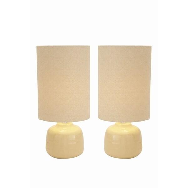 Studio 350 Ceramic Table Lamp 23 inches high