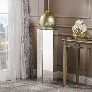 Maridel Mirrored Accent Table by Christopher Knight Home