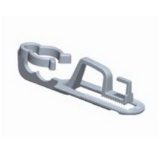 100ct Outdoor Gutter and Shingle Clips for C7 C9 or Mini Christmas Lights
