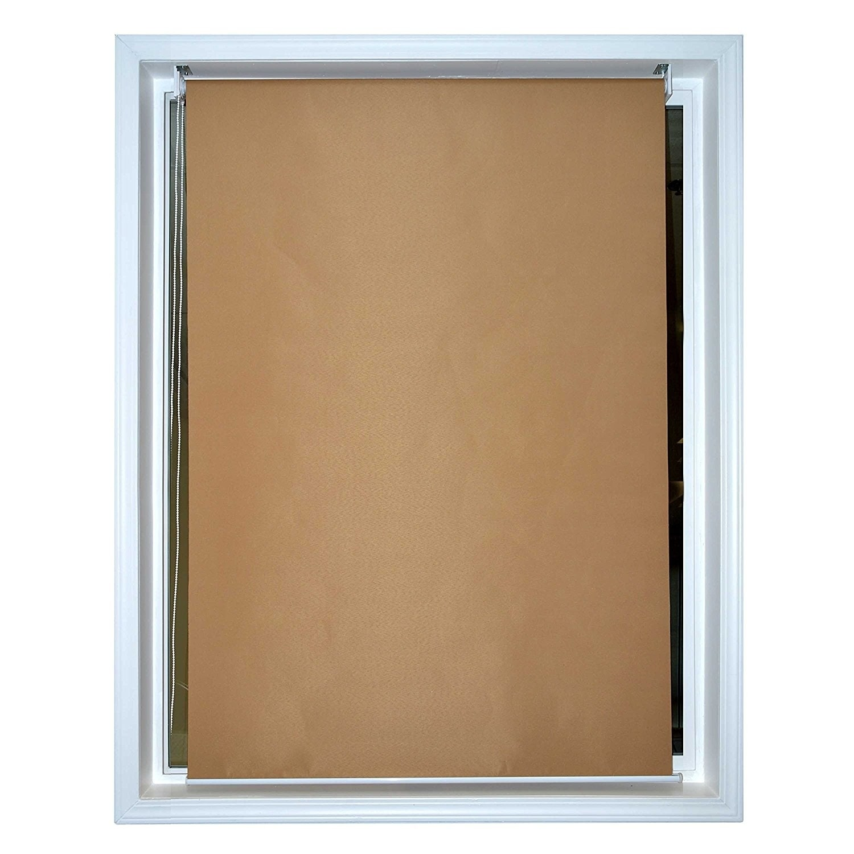 Aleko 8' x 6' Roll Up Shade Windscreen Sunshade Blinds (s...