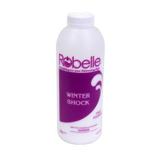 Robelle Winter Pool Closing Shock for Swimming Pools 2-Pounds