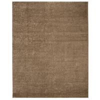 Safavieh New York Shag Dark Beige Rug - 9' x 12'