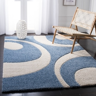 Safavieh Florida Shag Jayati Abstract Rug