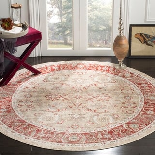 Safavieh Windsor Ladislava Shabby Chic Oriental Polyester Rug