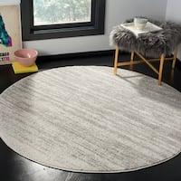 Safavieh Adirondack Light Grey/ Grey Rug - 6' x 6' Round