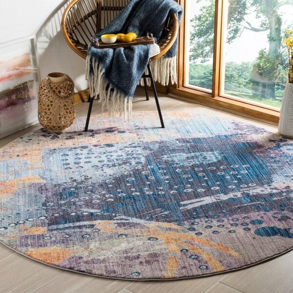 Safavieh Bristol Enola Vintage Boho Oriental Polyester Rug