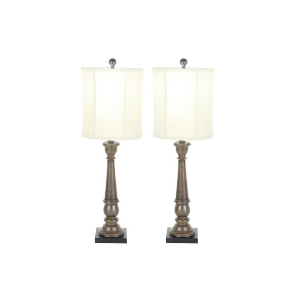 Studio 350 Set of 2, PS Table Lamp 30 inches high