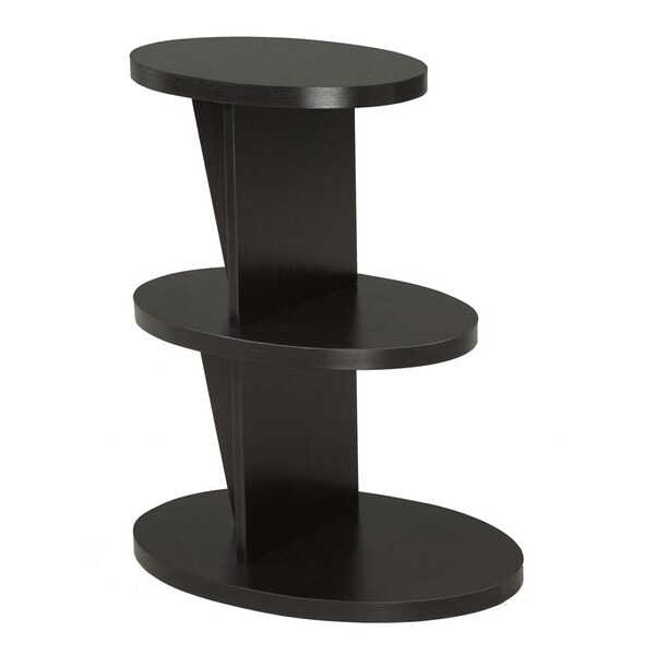 SINTECHNO S-ID13700 Three Tiered Telephone and Plant Stand