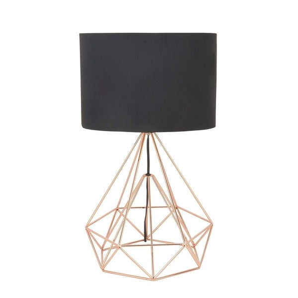 Studio 350 Metal Wire Table Lamp 26 inches high