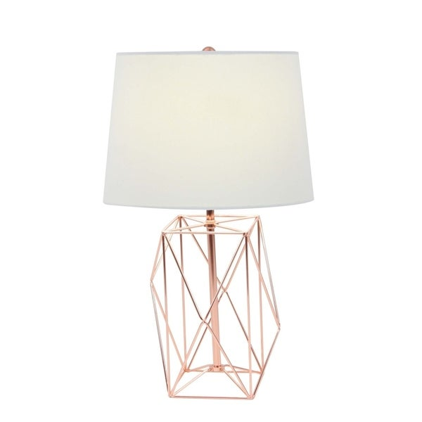 Studio 350 metal copper wire table lamp 21 inches high free studio 350 metal copper wire table lamp 21 inches high keyboard keysfo Image collections
