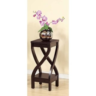 SINTECHNO S ID14850 Contemporary Twisted Plant Stand