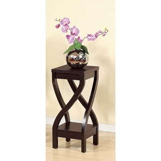 SINTECHNO S-ID14850 Contemporary Twisted Plant Stand