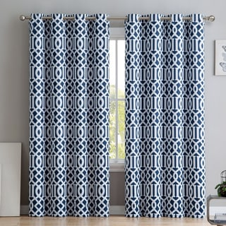Geometric Curtains U0026 Drapes   Shop The Best Deals For Oct 2017    Overstock.com Part 76