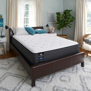 Sealy Response Performance 12-inch Plush Euro Top Queen-size Ease Adjustable Mattress Set