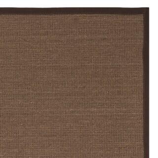 Safavieh Natural Fiber Brown/ Brown Sisal Rug - 2'6 x 8'