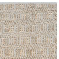 Safavieh Hand-Woven Cape Cod Silver/ Natural Jute Rug - 11' x 15'