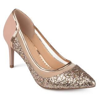 c61643e9de54 Buy Size 7.5 Pink Women s Heels Online at Overstock