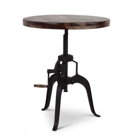 Seoni Adjustable-height Pub Table by Greyson Living